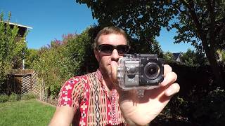 The Iconntechs 4K Action Camera: Much Cheaper Than a GoPro!