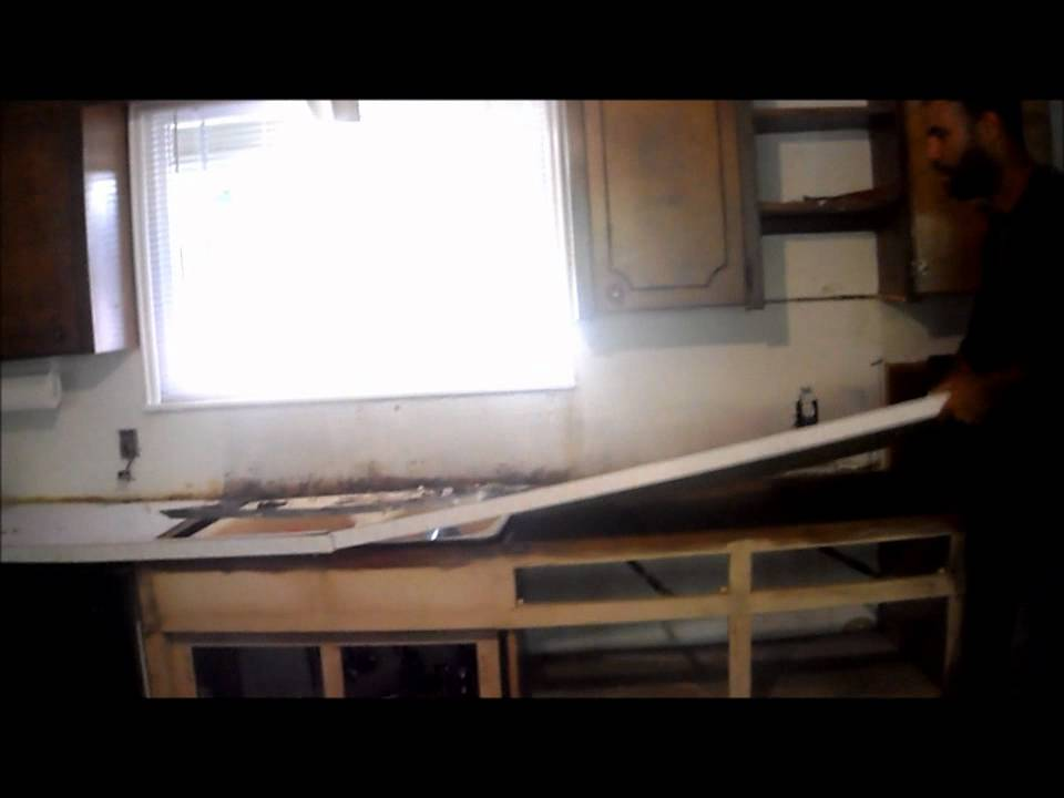 Do It Yourself Demolition : Do it yourself kitchen remodel part i the demolition