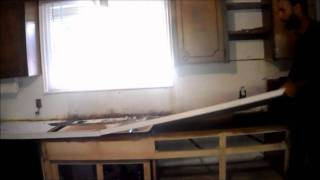 Do It Yourself - Kitchen Remodel Part I - The Demolition