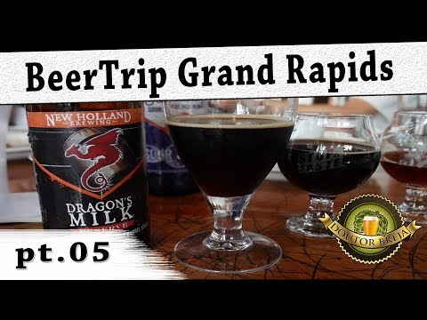 New Holland Brewing - BeerTrip Grand Rapids pt.05 | DB#134
