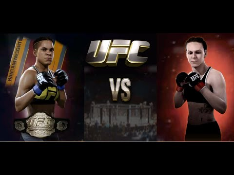 Download Amanda Nunes VS Alexis Davis Championship match | UFC |