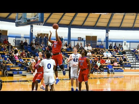 Hutchinson vs. Pratt NJCAA Basketball