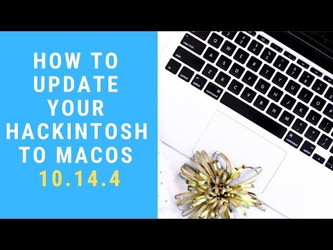 Hackintosh: Update macOS Mojave to 10 4 4 | The Traveler Techie