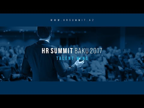 HR Summit Baku 2017