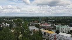 360-video:-) Mikkelin Naisvuoren näkötornista