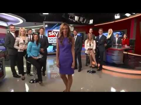 KATE ABDO  SKY SPORTS  HD