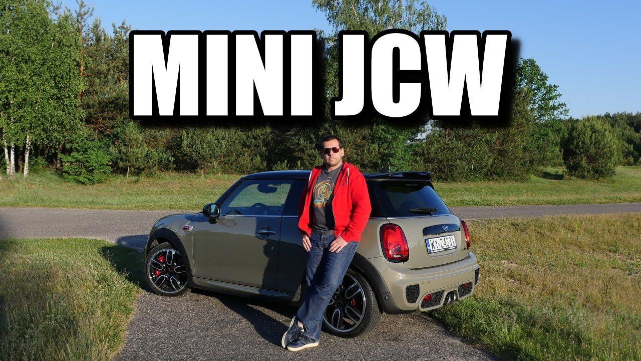 Mini Hatch John Cooper Works 2018 Pl Test I Jazda Próbna Youtube