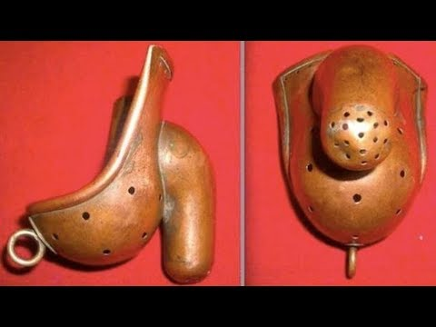 Tarihte Kullanılmış 8 Tuhaf Alet ve Kullanım Şekli ( Türkçe Seslendirme )