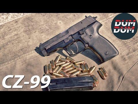 Zastava CZ99 opis pištolja (gun review, eng subs)