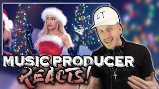 Music Producer Reacts to Ariana Grande - Thank U, Next
