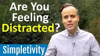 Are You Tired of Being Distracted? (Take this challenge)