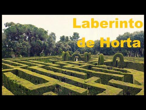 Laberinto de Horta, el Jardín más Bonito de Barcelona 4# Parques Barcelona | España