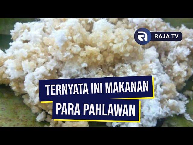 Makanan yang Sering Dijadikan Bekal Pejuang Indonesia saat Berperang