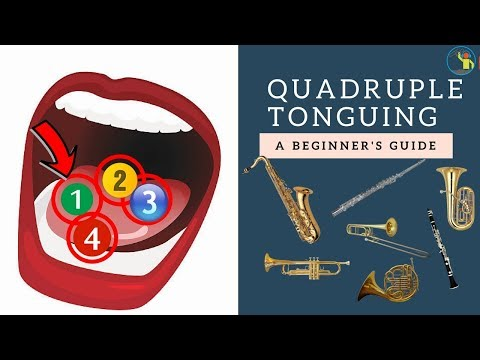 Quadruple Tonguing Lesson
