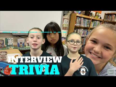 Columbia Elementary News Crew Follett Challenge