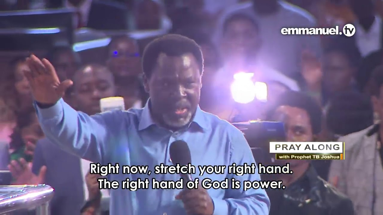 Tb Joshua Deliverance Youtube – Wonderful Image Gallery