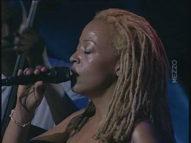 Cassandra Wilson |  Steve Coleman | Marciac 2003