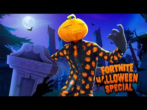A HALLOWEEN SPECIAL IN FORTNITE - Fortnite Short Films