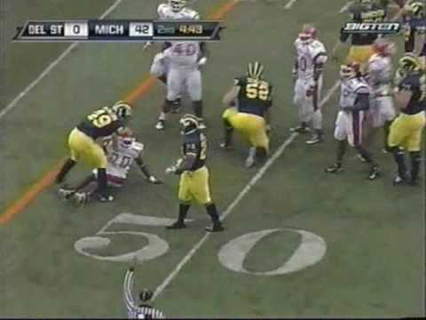 2009: Michigan 63 Delaware State 6