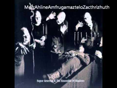 Sopor Aeternus & the Ensemble of Shadows- Dead Lovers' Sarabande (Face One)- Lament/Totenklage