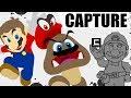 How to recreate Super Mario Odysseys Cap