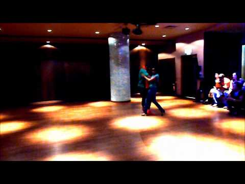 Patrick Toffa & Josy Semba show dance @ Alea casino Leeds UK.19/05/2012D