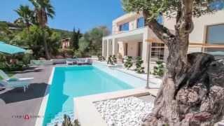 Distinctive Ultra-Modern super luxury Villa offered for Sale in Son Vida -Mallorca