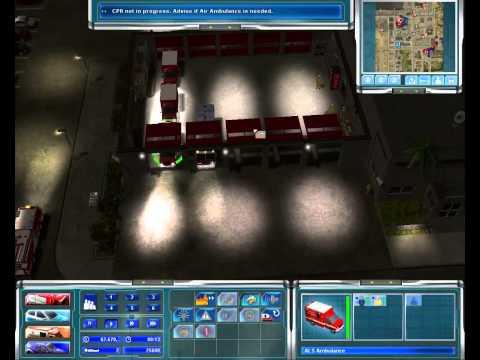 911: First Responders LA Mod Challenge Gameplay
