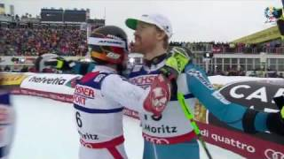 Men's GS Race 2 2017 FIS Alpine World Ski Championships, St. Moritz
