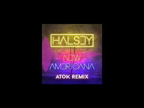 HALSEY - New Americana (ATOK Remix)