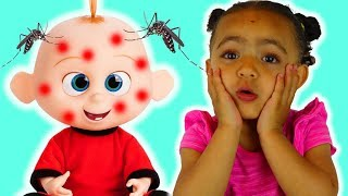 Miss Poly Had a Dolly Song   +More Nursery Rhymes & Kids Songs