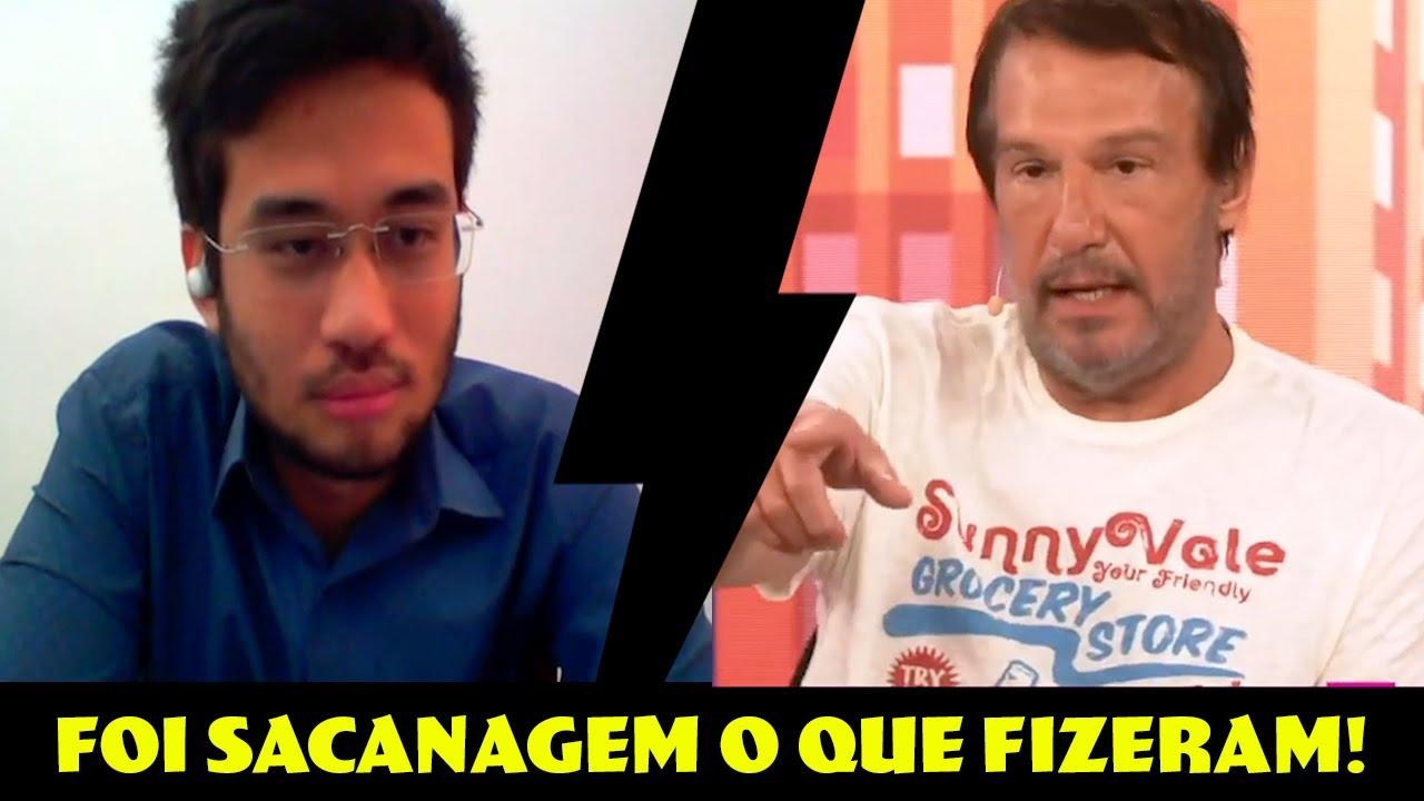 EMÍLIO SURITA E KIM KATAGUIRI DISCUTEM SOBRE ATITUDES DO BOLSONARO! | Pânico 2020 - Ep. 80