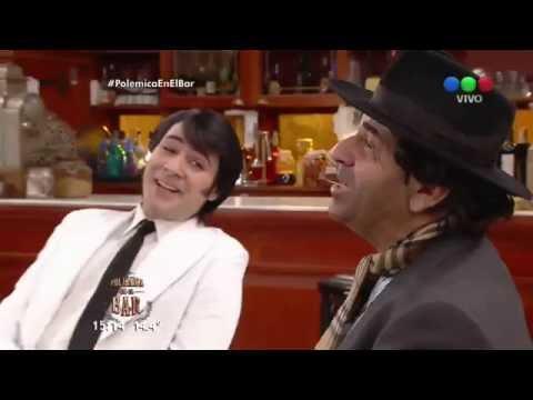 ¡Nostalgia! El reencuentro de Sandro y Minguito - Polémica en el Bar