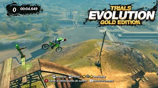 TRIALS EVOLUTION: GOLD EDITION (PC) - Gameplay en Español