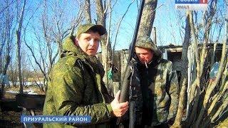На Ямале отгремел и отстрелялся 10-дневный праздник всех мужчин - весенняя охота(Подробнее: ..., 2014-06-02T13:18:38.000Z)