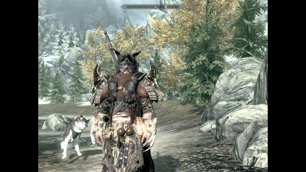 Demon werewolf skyrim - photo#22