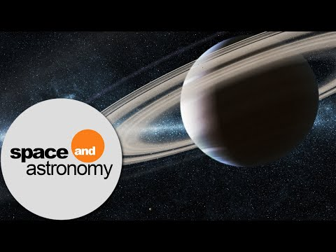 SATURN - A Travelers Guide to the Planets | Full Documentary