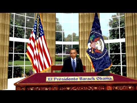 Obama's Message to Central America (a Rush Limbaugh parody)