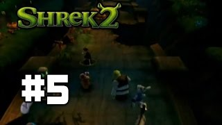 Shrek 2 - Part 5 - Walking The Path!