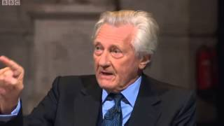 Heseltine to Peter Hitchens on BBCQT - You Always Were A Very Cultured Demagogue  21/02/2013