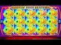 #G2E2016 Konami   NEW Hoppin' Fish slot machine