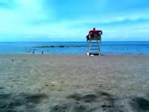 from Van presque isle gay beach