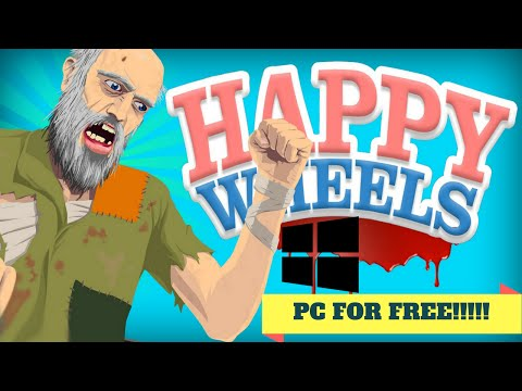 How To Download Happy Wheels On PC For Free!!! (On Any Windows)