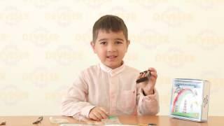 DEVISER Электронный конструктор для начинающих. 15 урок Пианино. Первые в Узбекистане