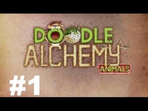 Алхимия на бумаге Doodle Alchemy ответы на игру