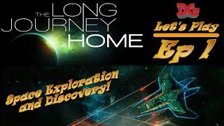 The Long Journey Home ► Ep 1- Space Exploration and Discovery! (Star Control 2 Memories!) 1440p@60