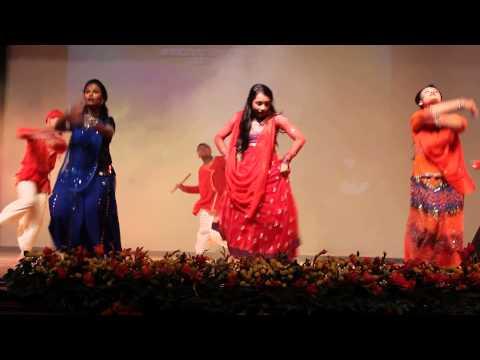 Shrimanta Shankar Academy's Annual Function 2013 (Nagada Sang Dhol Baje By Arpita Dutta And Group)