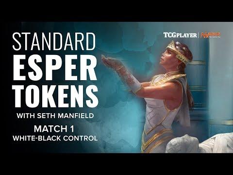 [MTG] RIX Esper Tokens | Match 1 VS White-Black Control