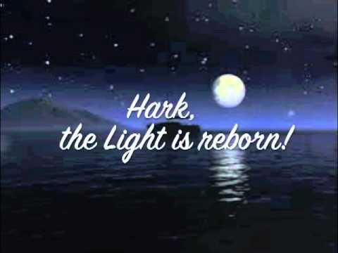 Silent Night (Solstice Night) Lyrics- Yule Carols by Karina Skye