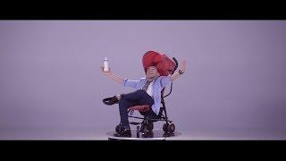 Edy Talent - Little man de Romania ( Official Video ) 2017